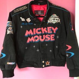 RARE Vintage Daytona Mickey Mouse Jacket
